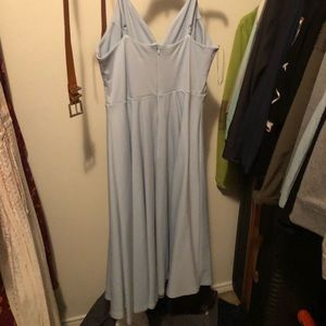 Lulu's Dresses - Blue Lulus dress